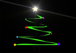 karácsonyi falmatrica
