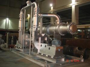 A kondenzációs kazán gyorsan felmelegíti a vizet