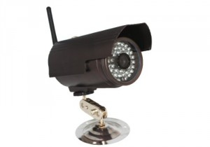 Mozgásérzékelős kamera