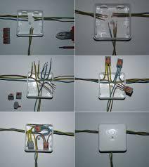 Klasszikus villanyszerelési anyagok