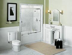 Egyedi zuhanyajtó
